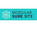 Modular Sure Site logo and website link
