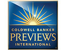 Coldwell Banker Preview International logo website link