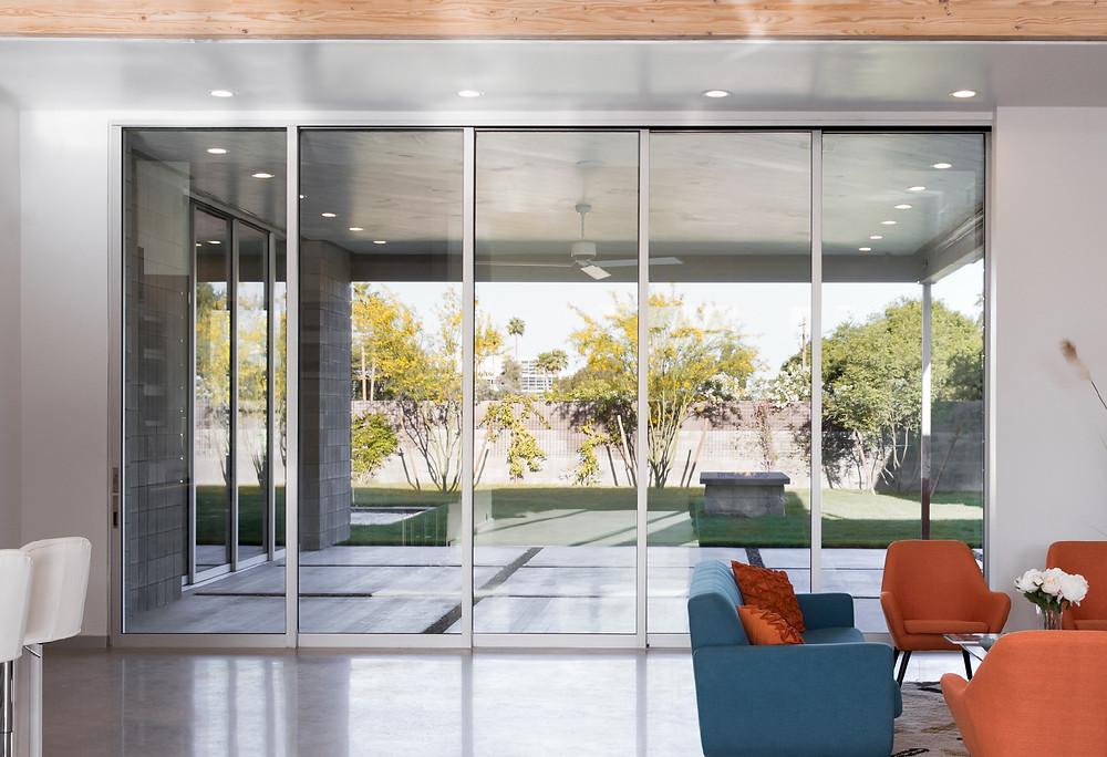 Western Window Systems Series 7600 Multi-Slide Door