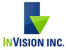 Invision Inc. logo website link