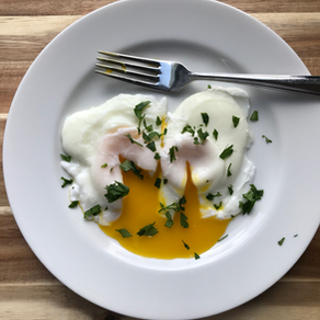How To: Pefectly Poach Eggs