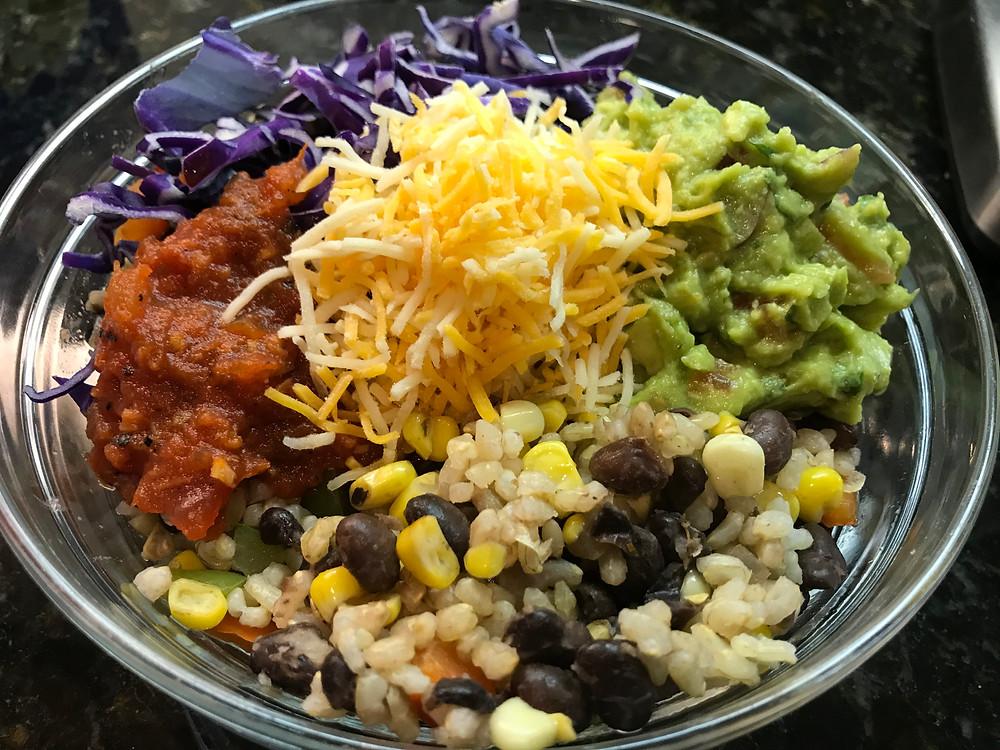 Mexican Grain Bowl