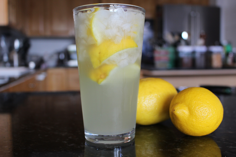 Lemon Shake-Up