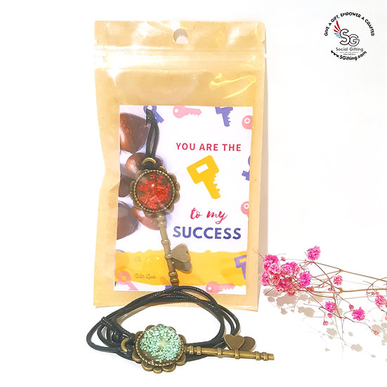 Key to Success Necklace