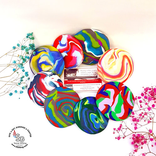 Polymer Clay Paper Weight