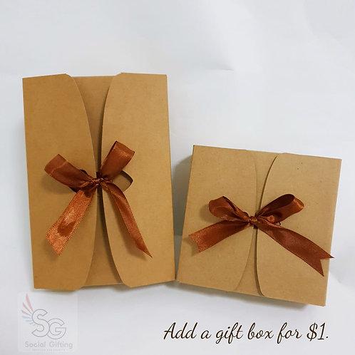 Add a gift box