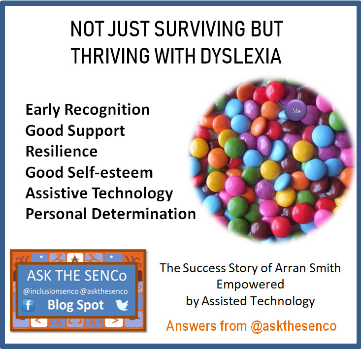 #dyslexia the success formula