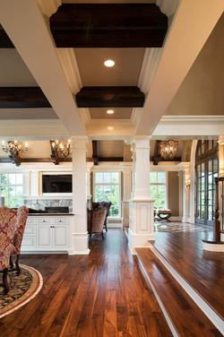 Ceiling Beams & Trusses