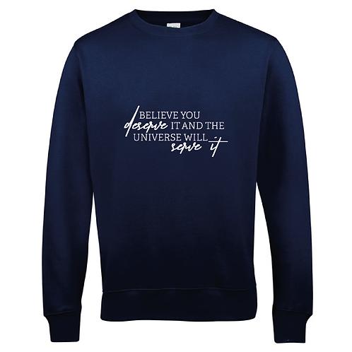 Deserve - LOA Women's Sweatshirt - Multiple Colours Available