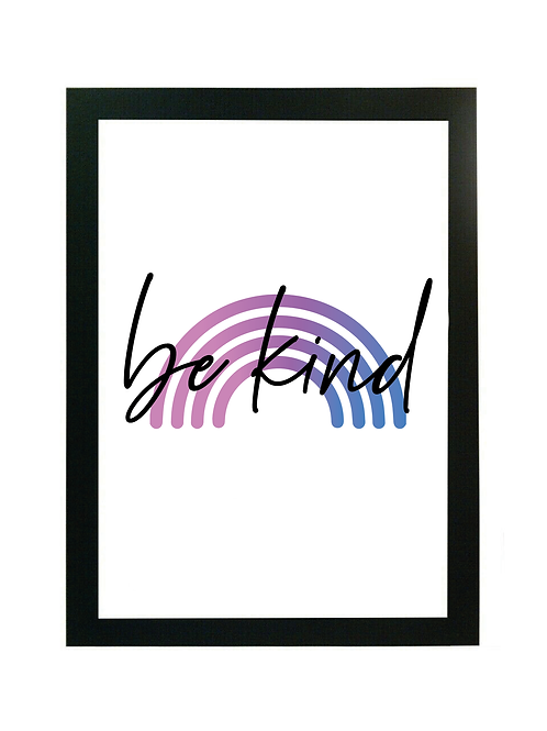 Youthful Quote Digital Download - Be Kind