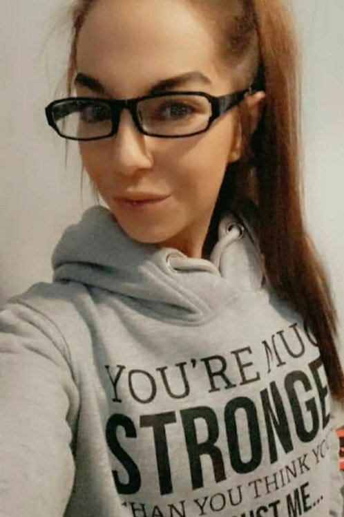 Stronger -  Women's Hoodie - Multiple Colours Available
