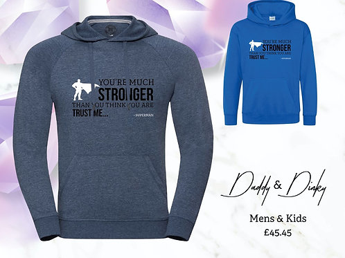 Daddy& Dinky Bundle - Stronger