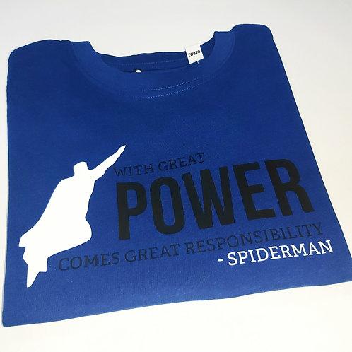 Power - Kids T-shirt