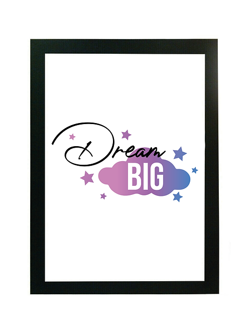 Youthful Quote Digital Download - Dream Big