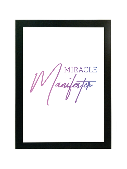 LOA Quote Digital Download - Miracle Manifester
