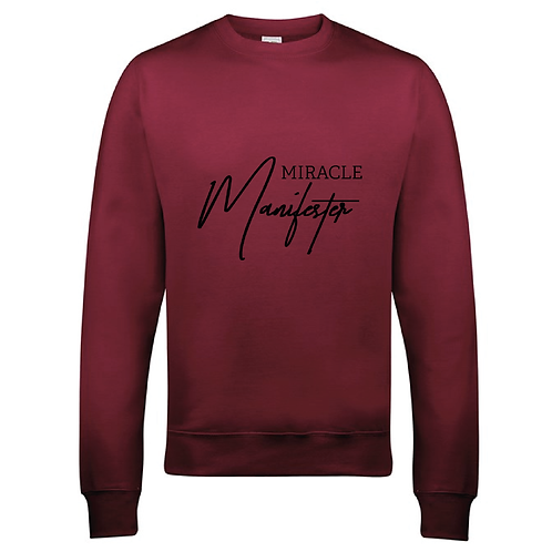 Miracle Manifester - LOA Women's Sweatshirt - Multiple Colours Available