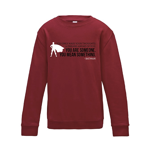 Mean Something - Kids Sweatshirt