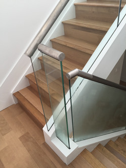 Glass Rails Miami