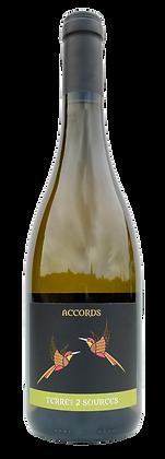 Accords blanc 2018 IGP St Guilhem le Désert (6 bouteilles)