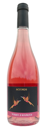 Accords rosé 2018 IGP St Guilhem le Désert (6 bottle box)