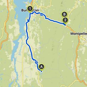 Vermont Tour de Cheese Day Four