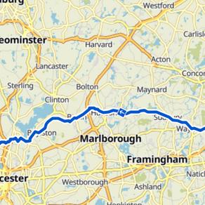 Tour de Cheese. Massachusetts Day One.