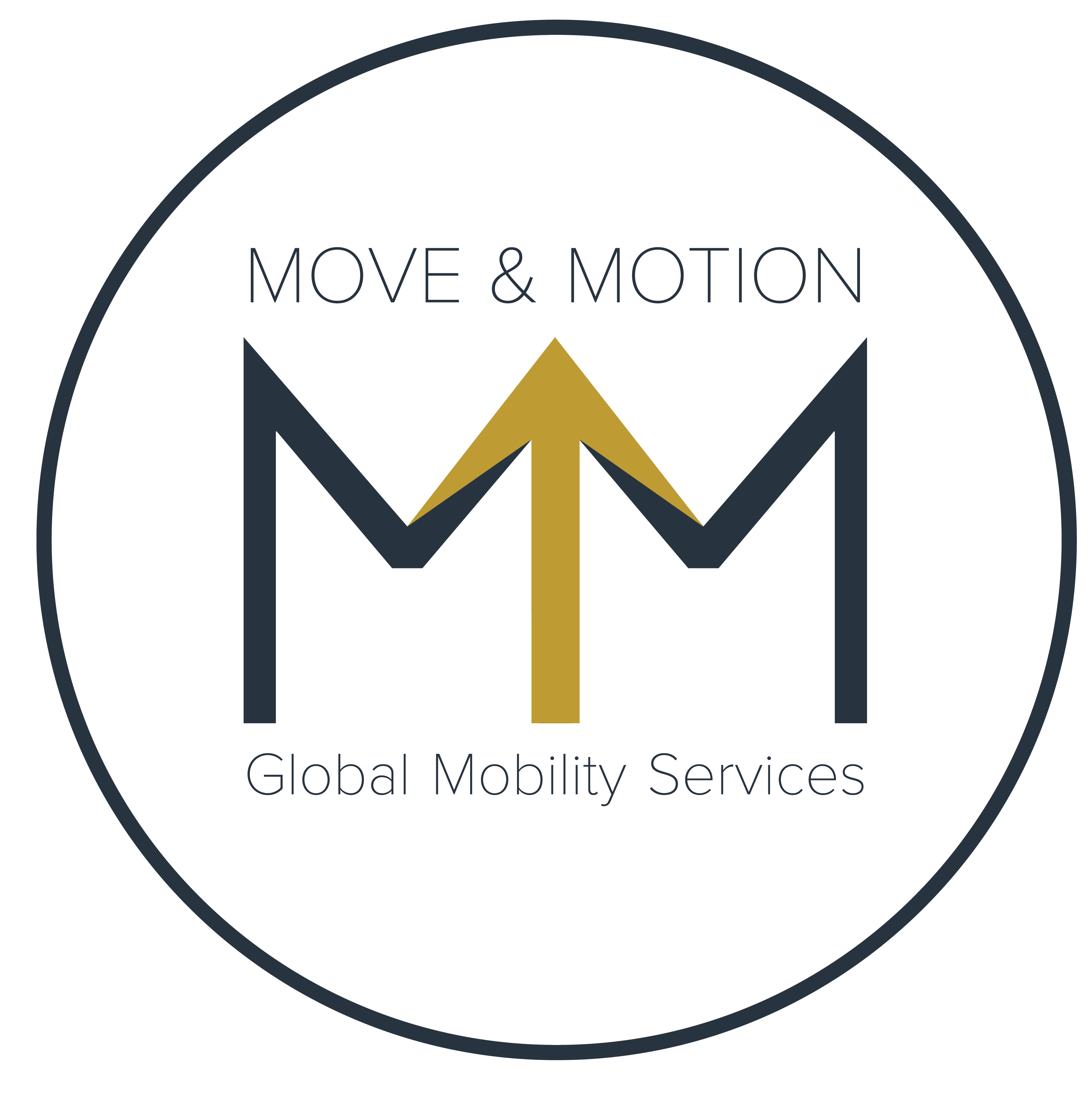 Logo Move & Motion