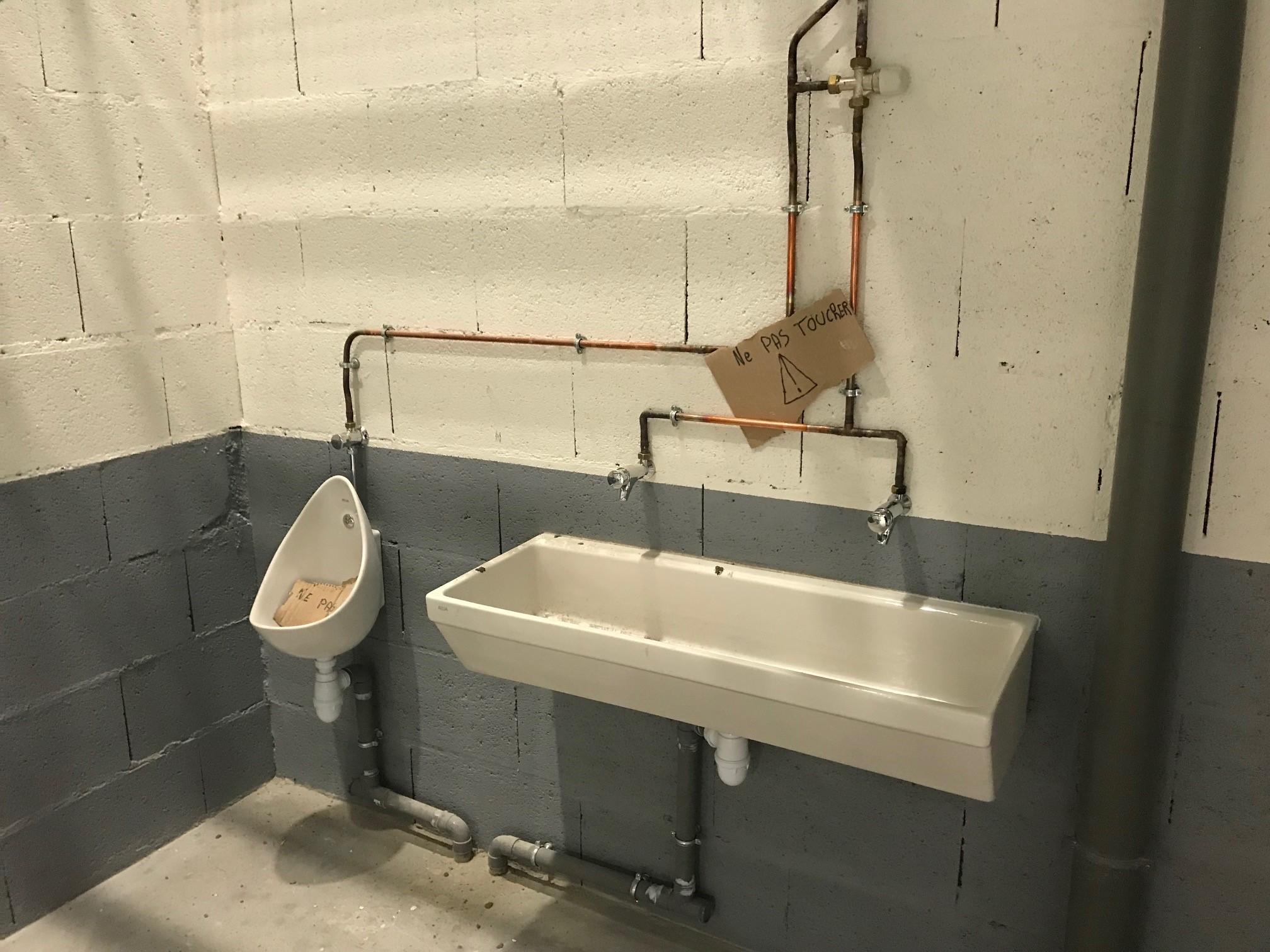 Sanitaire collectif ALLIA PRESTO