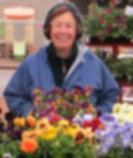 Susi with pansies.jpg