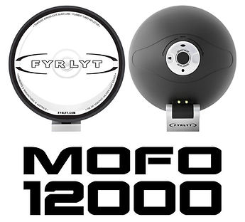 FYRLYT MOFO 12000 Driving Lights. Released August 2021. The highest performance driving light on the market today. Beyond any LED or HID in light quality.