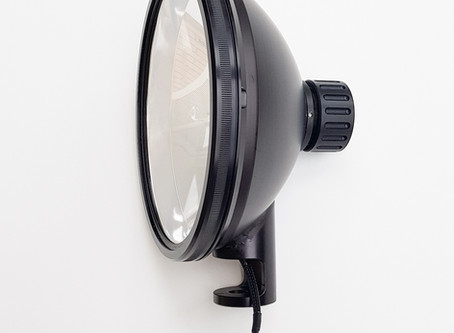 FYRLYT SPOTFYR 12000 remote mounted spotlight imminent release!