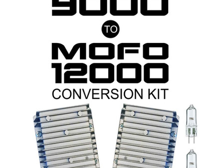 Upgrading NEMESIS 9000 to MOFO 12000? The response has been an avalanche!