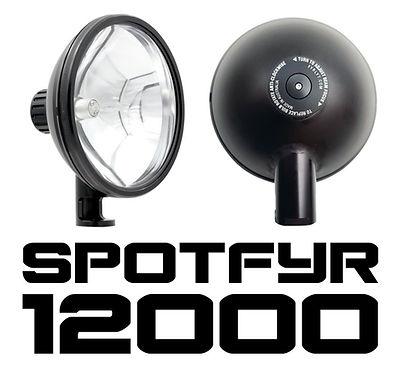 FYRLYT SPOTFYR 12000 - Son of HELLFYR!