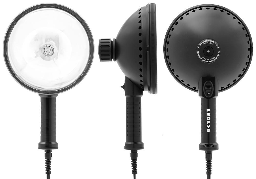 FYRLYT PROFYR 5000 / 12000 handheld spotlight