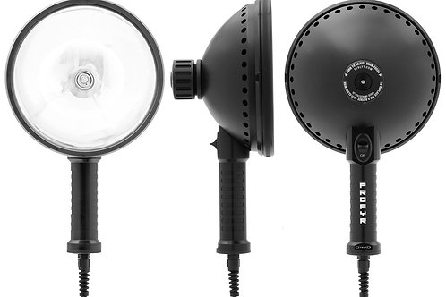 PROFYR 5000 Handheld Spotlight (no step-up convertor req'd)