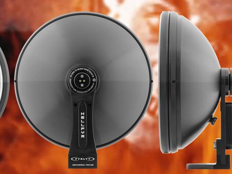 HELLFYR 12000 remote spotlight SPECIAL OFFER!
