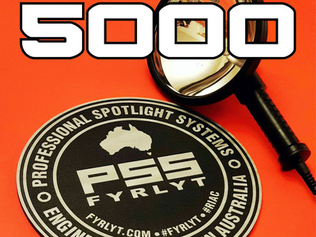 PROFYR 5000  has been released...