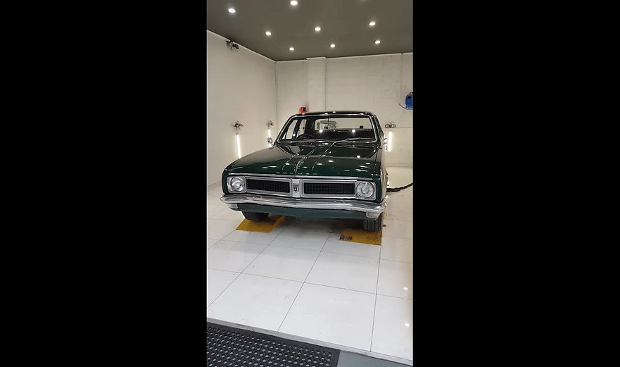 1967 Chevrolet Camaro - The Muscle Car Shop - www.themusclecarshop.net.au