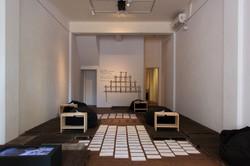 自由人藝術公寓展覽現場