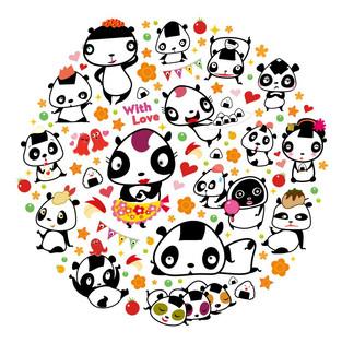 OMUSUBI PANDA