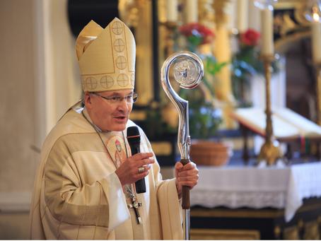 Hirtenbrief des Bischofs von Regensburg zur Österlichen Bußzeit 2021