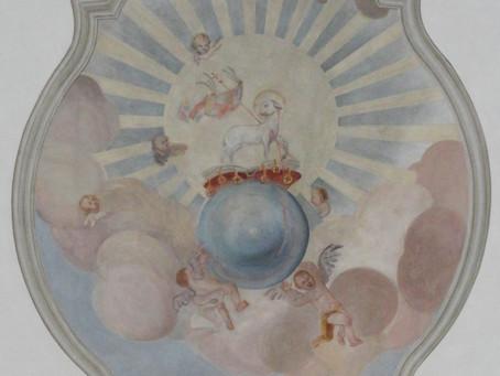 Innenrenovierung Pfarrkirche St. Michael Train in Bildern: Stand Oktober