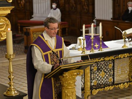 Josefipredigt mit Pfarrer Josef Hausner