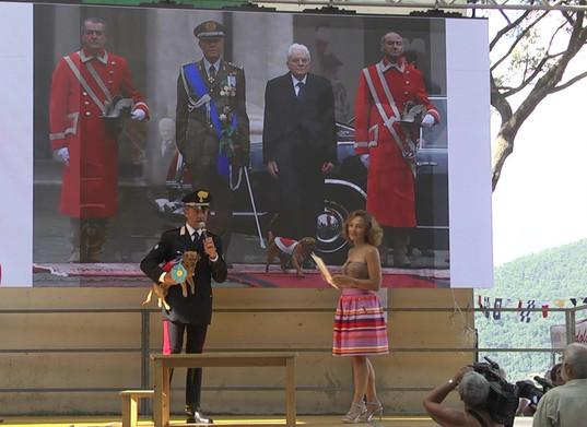 BRICIOLA e il Maresciallo Maggiore Fabio Tassinari