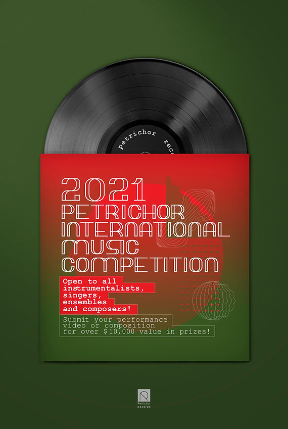 2021 Petrichor International Music Competition