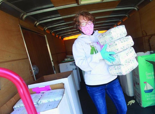 Twice as Nice brings diapers on the go to struggling families