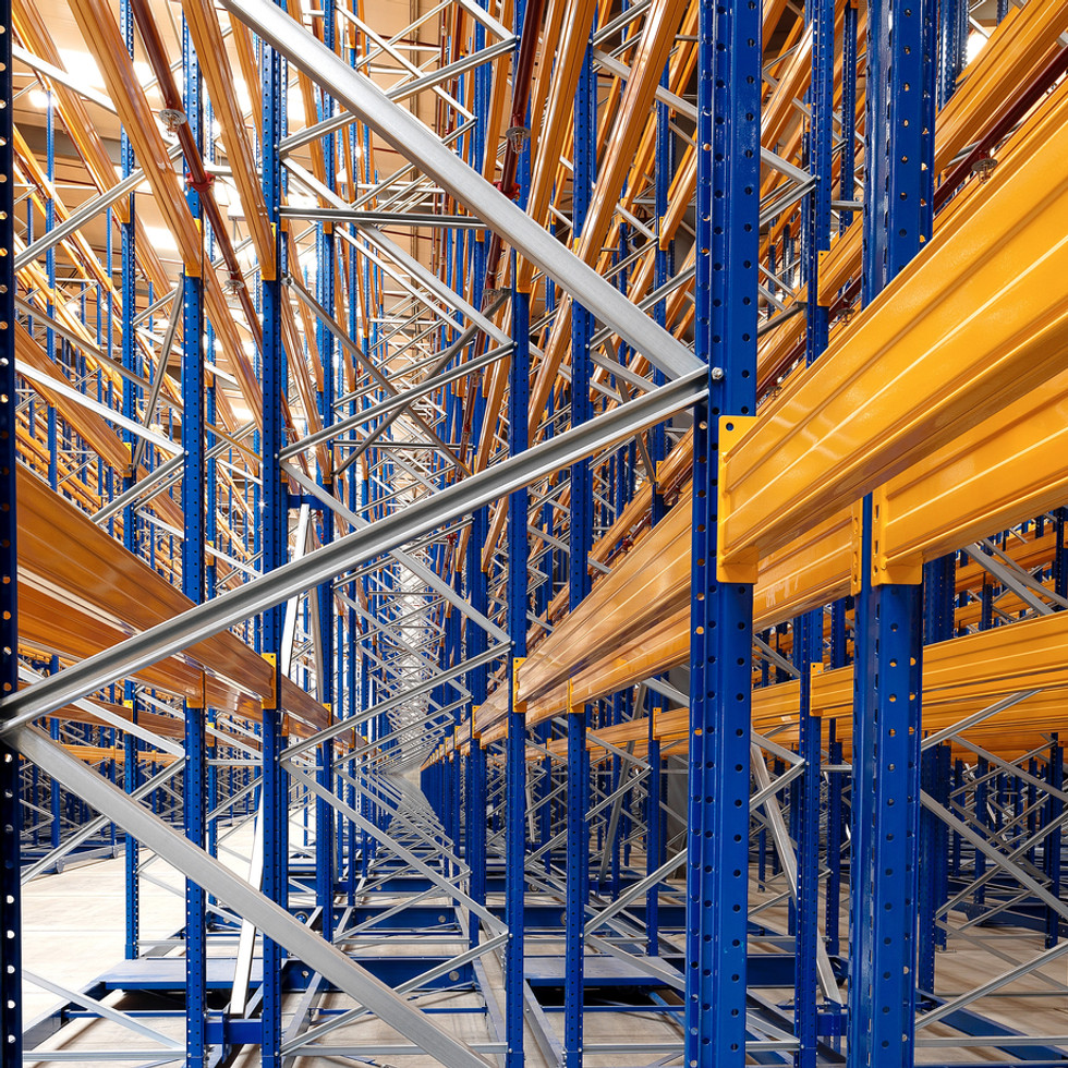 Factory Shelving