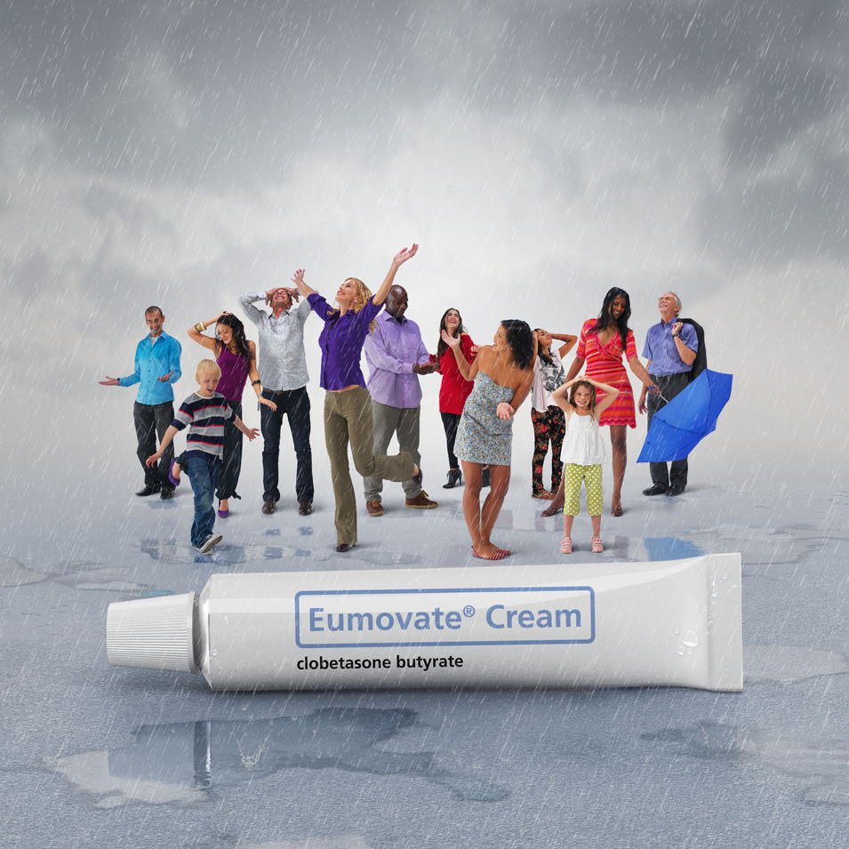 Eumovate Group of People