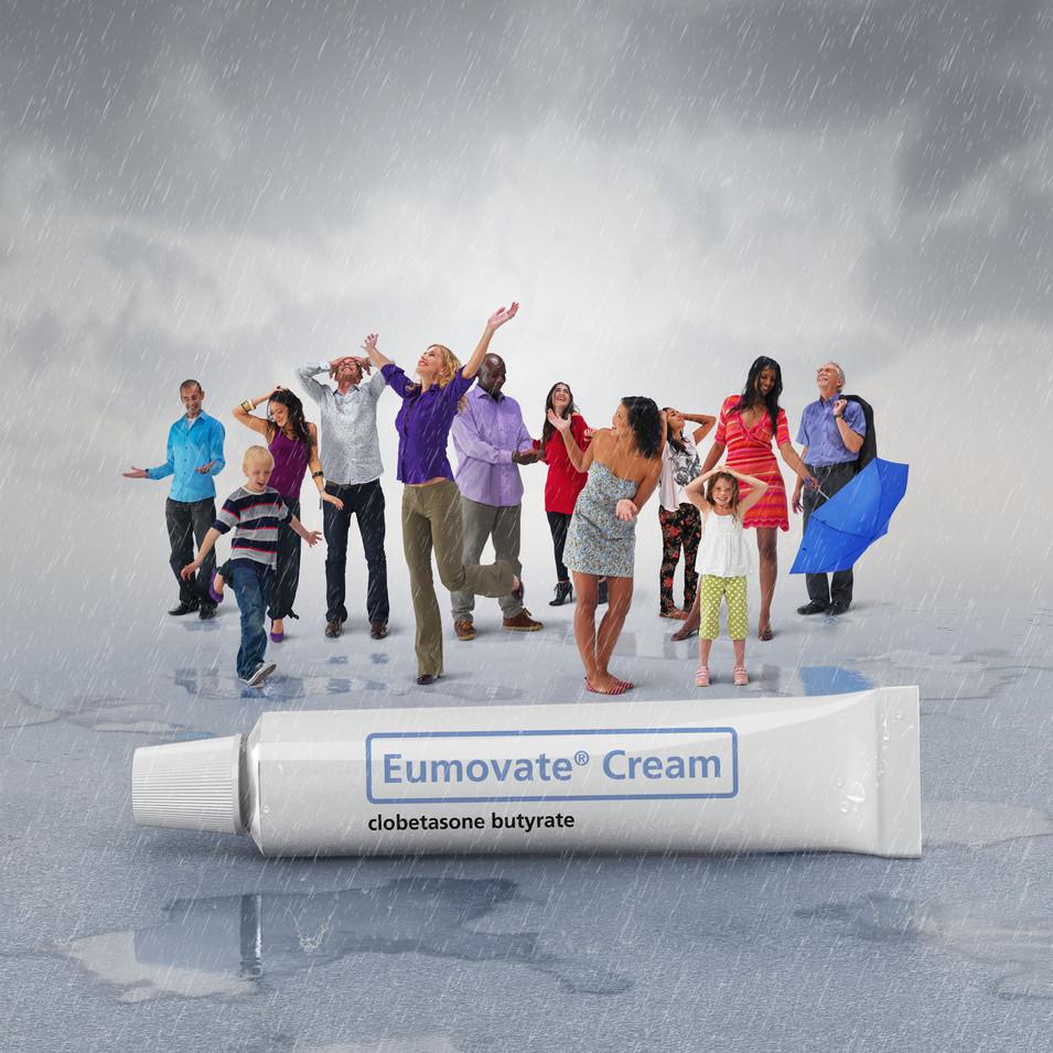 Eumovate Group of People