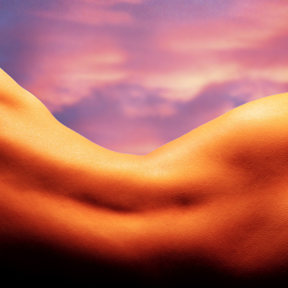 Nude Sand Dunes